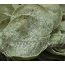 Rice Mint Leaf vadam (Wafers)