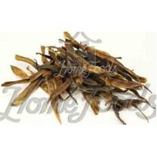 Dried Cluster Beans Vathal (Koothavarangai Vathal)